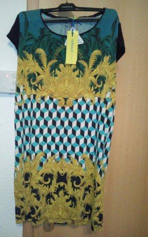 Versace Abito giallo-verde
