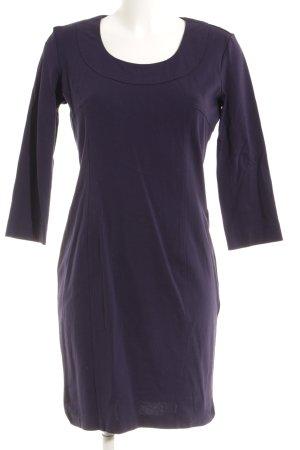 Versace Jeans Longsleeve Dress dark blue-dark violet casual look