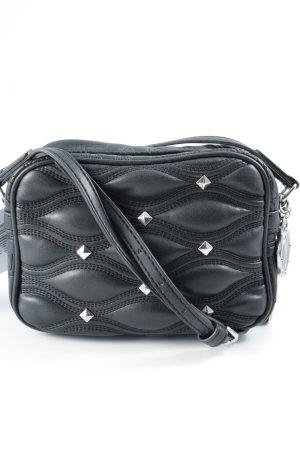Versace Jeans Minitasche schwarz Casual-Look