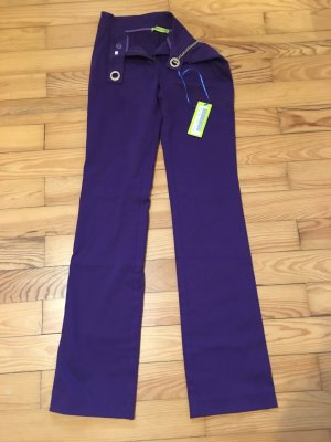Versace Jeans Trousers lilac
