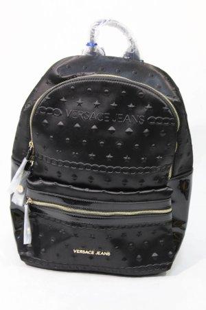 Versace Jeans Rucksack in Schwarz