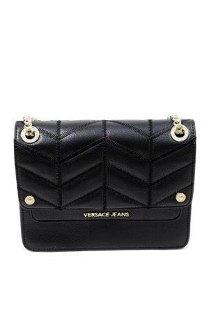 Versace JeansSchultertasche in Schwarz