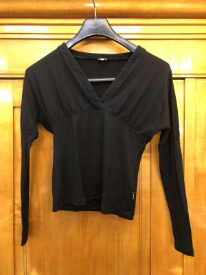 Versace Jeans schwarz Gr. S Top Oberteil