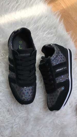 Versace jeans sneaker low black