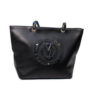 Versace Jeans Tasche Damen Schwarz Shopper