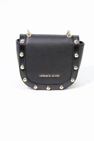 Versace Jeans Umhängetasche in Schwarz