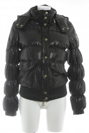 Versace Jeans Winter Jacket slate-gray casual look