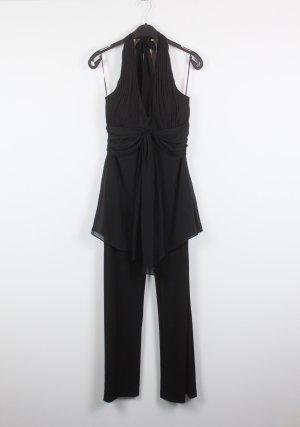 Versace Tuta nero