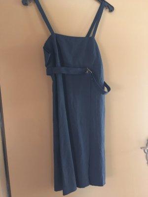 Versace Kleid in Dunkel Blau