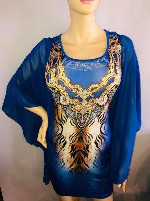 Versace Mini Abito blu