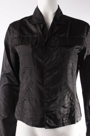 Versace Kurzjacke schwarz