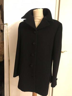 Versace Kurzmantel/Cabanjacke Gr.36 schwarz