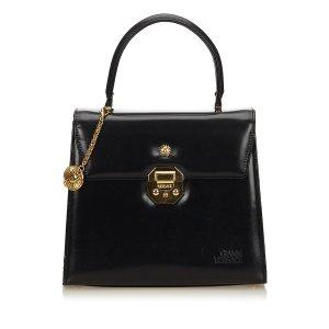 Versace Borsetta nero Pelle