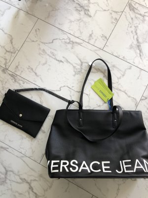 Versace Leder Tasche neu