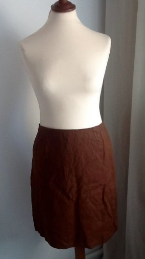 Versace Mini-jupe brun
