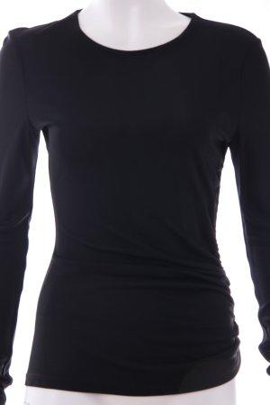Versace Longsleeve schwarz