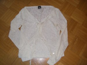 Versace Camiseta blanco puro tejido mezclado