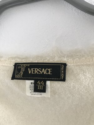 Versace Knitted Top oatmeal