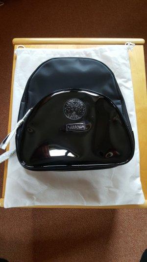 Versace Schoolrugzak zwart-antraciet