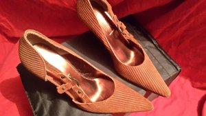 Versace Tacco alto marrone