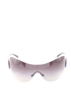 Versace Retro Glasses lilac casual look