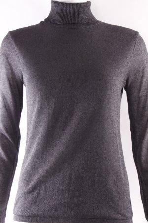 Versace Rollkragenpullover glänzend