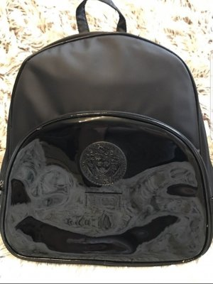 Versace Collection Zaino nero
