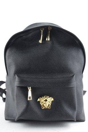 "Versace Schultertasche ""Palazzo Medusa Backpack Black"""