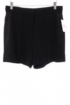Versace Shorts schwarz Casual-Look