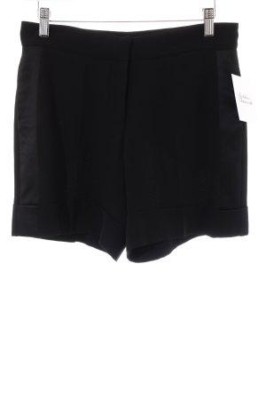 Versace Shorts schwarz Casual-Look
