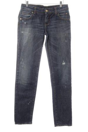 Versace Jeans slim fit blu stile jeans