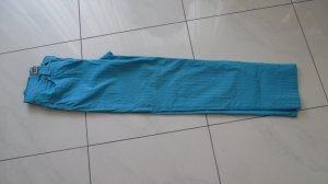 Versace Sommerhose hellblau Gr. 36