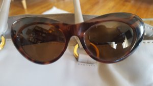 Gianni Versace Butterfly Glasses brown