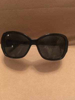 Versace Glasses black synthetic material