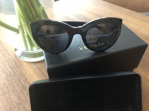 Gianni Versace Glasses black-sand brown synthetic material