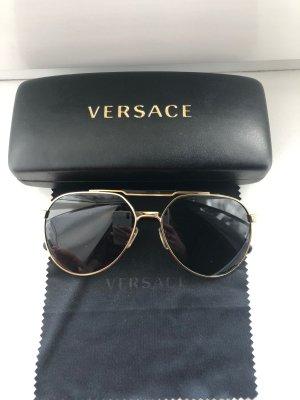 Versace Sonnenbrille, gold