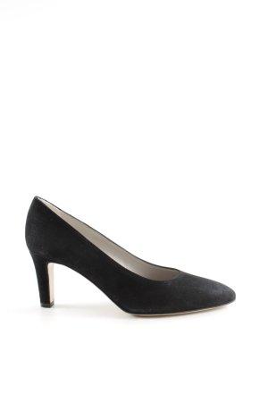 Versace Spitz-Pumps schwarz Elegant