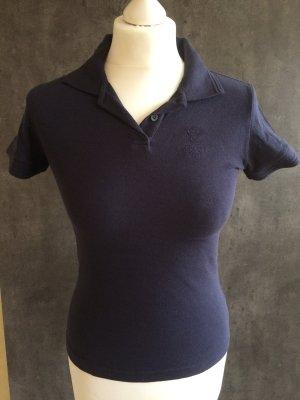 Versace Sport Poloshirt XS S dunkelblau marine