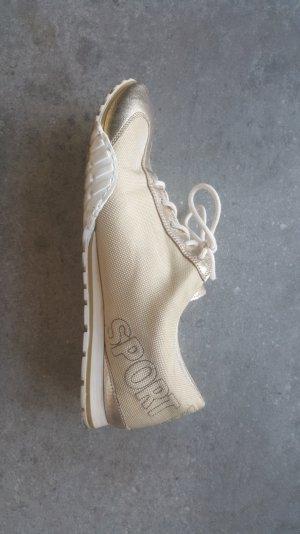 Versace Sport , Sneaker , Gr. 38 , gold