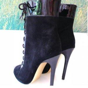 Versace Stiefel leder gr. 39