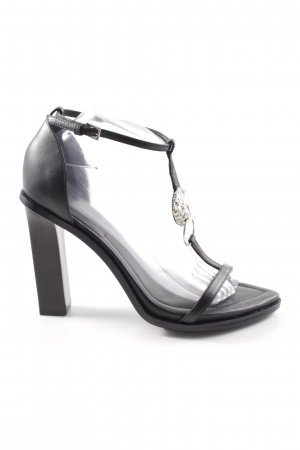 Versace T-Strap Pumps black elegant