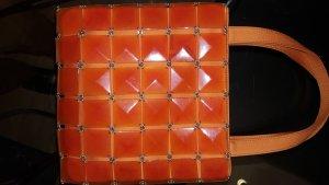 Gianni Versace Mini sac orange foncé