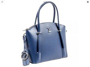 Versace Tasche neu Farbe Blau