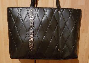 VJC Versace Shopper noir