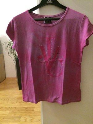 Versace top Shirt pink