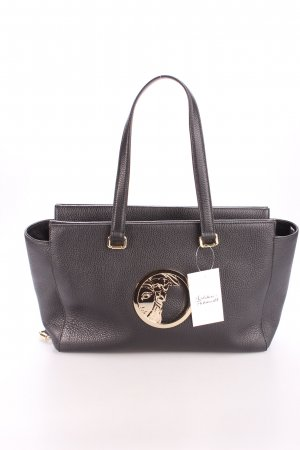 "Versace Tote ""Versace Collection Handbag Calf Leather Black"" schwarz"
