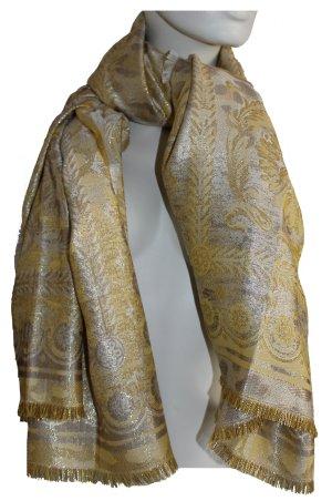 Versace Tuch, echt toll schillernde Goldfarbe, 140 x 140 cm