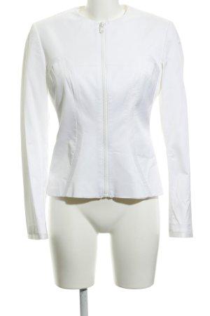 Versace Giacca mezza stagione bianco stile semplice