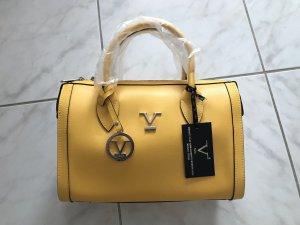 Versace Bowling Bag yellow