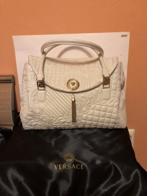 Versace Carry Bag white
